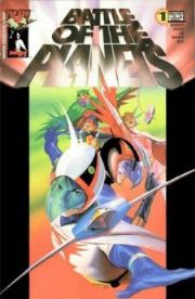 Battle of the Planets Comics